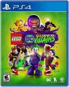 LEGO DC Supervillains for PlayStation 4
