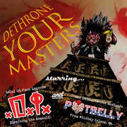Dethrone Your Masters Split Ep