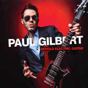 Behold Electric Guitar , Paul Gilbert
