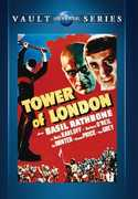 Tower of London , Basil Rathbone