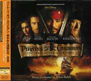 Pirates of the Caribbean: The Curse of the Black Pearl (Original Soundtrack) [Import]