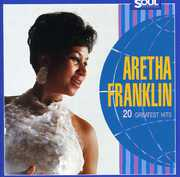 20 Greates Hits [Import] , Aretha Franklin