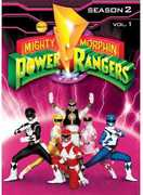 Mighty Morphin Power Rangers: Season 2, Volume 1 , Amy Jo Johnson