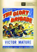 The Glory Brigade , Victor Mature