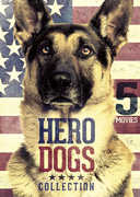 5-Movie Hero Dogs Collection , James Whitmore