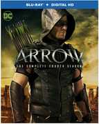 Arrow: The Complete Fourth Season (DC) , Stephen Amell