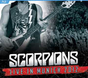 Live In Munich 2012 , Scorpions