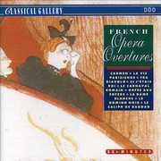 French Opera Overtures /  Various [Import] , Various Artists