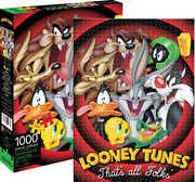 Looney Tunes 1,000pc Puzzle