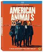 American Animals , Evan Peters