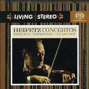 Violin Concertos , Jascha Heifetz
