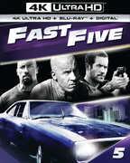 Fast Five , Vin Diesel