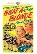 What a Blonde , Veda Ann Borg