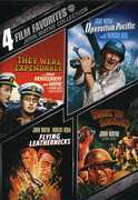 4 Film Favorites: John Wayne , Robert Montgomery