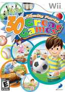 Family Party: 30 Great Games for Nintendo Wii