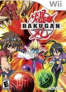 Bakugan Battle Brawlers for Nintendo Wii