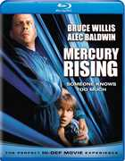 Mercury Rising , Bruce Willis