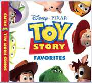 Toy Story Favorites (Original Soundtrack)
