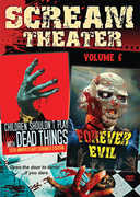 Scream Theater Double Feature 6 , Alan Ormsby