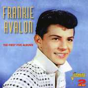 First 5 Albums [Import] , Frankie Avalon