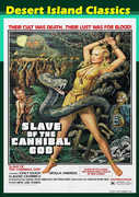 Slave of Cannibal God , Claudio Cassinelli