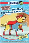 Martha Speaks: Martha's Superhero Adventures