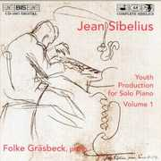 Complete Youth Production for Piano 1 , J. Sibelius