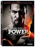 Power: The Complete Third Season , Omari Hardwick