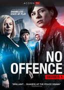 No Offence: Series 1 , Elaine Cassidy