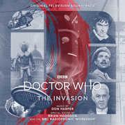 Doctor Who: The Invasion (Original Television Soundtrack) , Don Harper