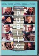 The Public , Alec Baldwin