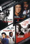 4 Film Favorites: Lethal Weapon , Mel Gibson