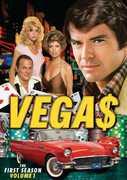 Vegas: The First Season Volume 1 , Robert Urich
