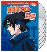 Naruto Uncut: Season 3 Volume 1 Box Set , Dave Wittenberg