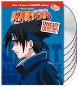 Naruto Uncut: Season 3 Volume 1 Box Set , Dave Wittenberg
