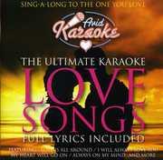 Ultimate Karaoke Love Songs