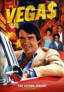 Vegas: The Second Season Volume 1 , Robert Urich