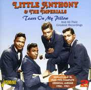 Tears on My Pillow [Import] , Little Anthony
