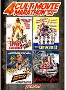 Cult Movie Marathon: Volume 1 , Anitra Ford