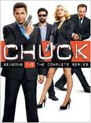 Chuck: The Complete Series , Zachary Levi