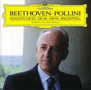 Sonatas 22 26 & 53 [Import] , Ludwig van Beethoven