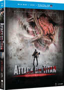 Attack on Titan the Movie: Part 1