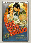Fire Over England , Flora Robson