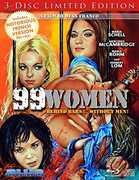 99 Women (3-Disc Limited Edition) , Maria Schell