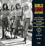 Girls with Guitars /  Various [Import] , Various Artists