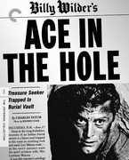 Ace in the Hole (Criterion Collection) , Kirk Douglas