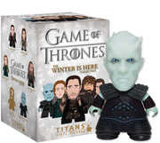 Game Of Thrones TITANS: The Winter Is Here Collection Single Unit
