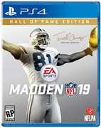 Madden NFL 19 - Hall of Fame Edition for PlayStation 4