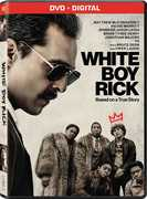 White Boy Rick , Matthew McConaughey