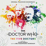 Doctor Who: The Five Doctors (Original Television Soundtrack) , Peter Howell